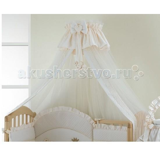 Балдахины для кроваток Roman Baby Real Bears с держателем roman baby панно на стену roman baby lucciole арт 5408