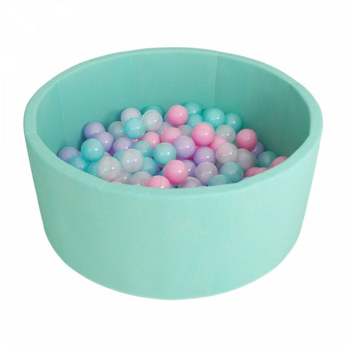Картинка для Romana Сухой бассейн Airpool + 100 шаров