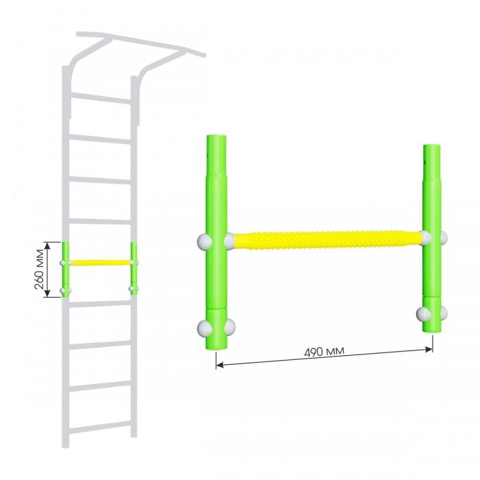 Купить Шведские стенки, Romana Вставка для увеличения высоты ДСКМ Dop9 490 мм