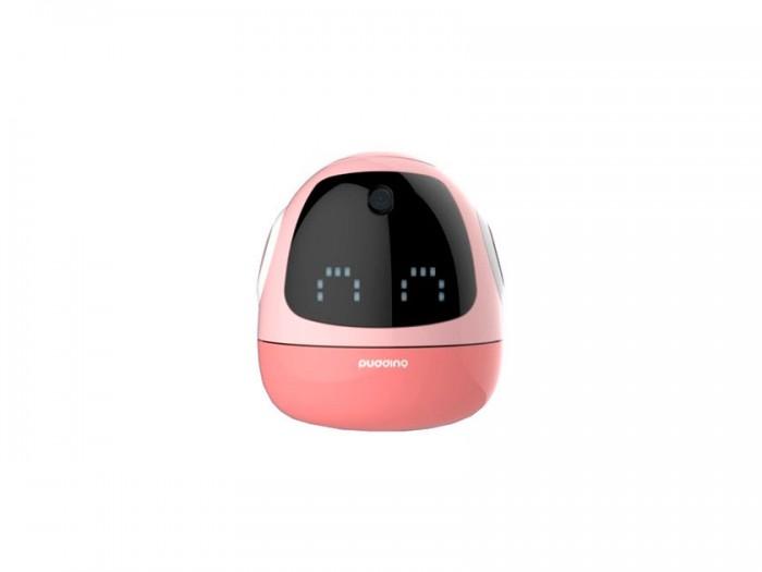 Roobo Интеллектуальный робот PuddingИнтеллектуальный робот PuddingИнтерактивная игрушка Roobo Интеллектуальный робот Pudding - это не просто игрушка, а настоящий друг для ваших детей. Емеля обладает искусственным интеллектом. Он умеет общаться, знает ответы на самые разные вопросы, поёт песенки, рассказывает стишки и интересные истории. Подскажет, когда пора ложиться спать или делать домашнее задание. И далеко не полный перечень того, с чем вам предстоит познакомиться!  Особенности: Интеллектуальный робот Емеля (PUDDING) - современный интерактивный друг для маленького исследователя, который поможет Вашему малышу узнавать много нового Режим диалога (Общается с ребенком - Как дела? Как настроение? и пр.) Прививает полезные привычки - Не забудь почистить зубы!, Скажи Маме спасибо за завтрак! Видео-няня - Можно проверить уроки или чем занимается ваш малыш, а так же пришлет уведомление с фото, если он проснулся. Игровое обучение - Города, Буфет, Найди лишнее Емеля знает ответы на множество любопытных детских вопросов - Почему трава зеленая? Кто такой Пушкин? Сумеет обучить математике, географии и зоологии - Например в режиме викторины В его арсенале множество сказок, песен, интересных тем для беседы, загадок и обучалок Знает множество смешных и детских анекдотов, смешных историй Функция фотоальбом поможет в течении дня делать различные фотографии ребенка и вашей семьи - складывая затем их в единое целое и составляя фотоальбом, чтобы вы могли посмотреть как вырос ваш ребенок за неделю, месяц или несколько Голосовой помощник - разбудит в школу или напомнит о день рождении бабушки. Режим поэзии - поможет выучить стихотворение которое задали в школе, поможет сочинить свое или расскажет новое! Режим охраны дома позволит получать фото движущихся объектов на смартфон. Ваш ребенок будет в безопасности. Режим распознавания ребенка позволит роботу отличить ребенка от взрослого. Практичный дизайн - яцевидная форма позволяет легко держать его в руке, а плавные изгибы не дают возможн