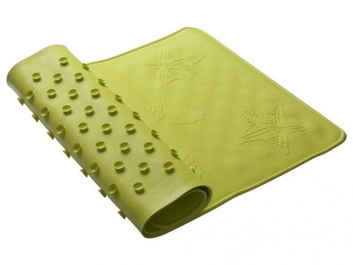 Коврик ROXY Антискользящий резиновый для ванны 34х74 см