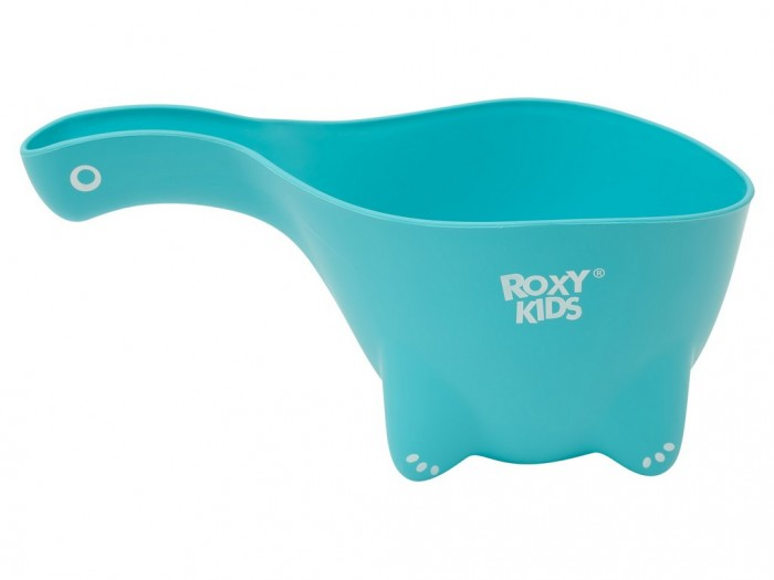 Аксессуары для ванн ROXY Ковшик для мытья головы Dino Scoop ковшик roxy kids dino safety scoop blue rbs 003 b