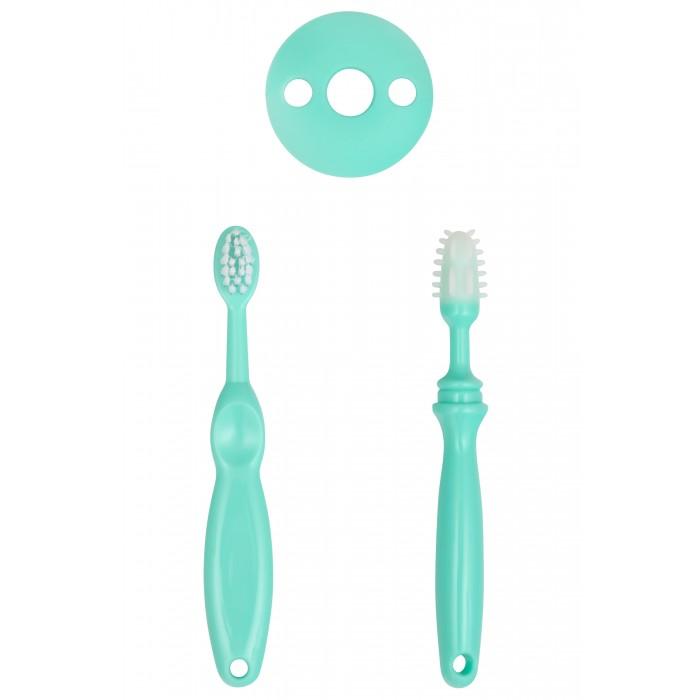 Гигиена полости рта ROXY Зубная щетка + массажер + ограничитель 299 1215q3