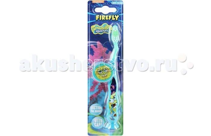 Гигиена полости рта ROXY Зубная щетка дорожная Sponge Bob аксессуары для автомобиля roxy подушка дорожная рогалик rhp 003