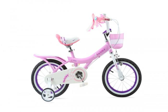 Купить Двухколесные велосипеды, Велосипед двухколесный Royal Baby Bunny Girl Steel 14
