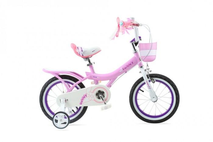 Велосипед двухколесный Royal Baby Bunny Girl Steel 16 фото