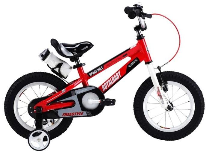 Купить Двухколесные велосипеды, Велосипед двухколесный Royal Baby Freestyle Space №1 Alloy 14