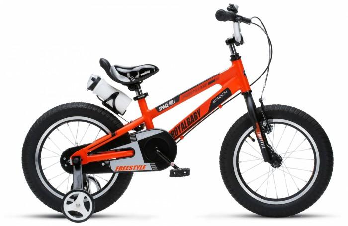 Двухколесные велосипеды Royal Baby Freestyle Space №1 Alloy 18 двухколесные велосипеды royal baby freestyle space 1 alloy 14