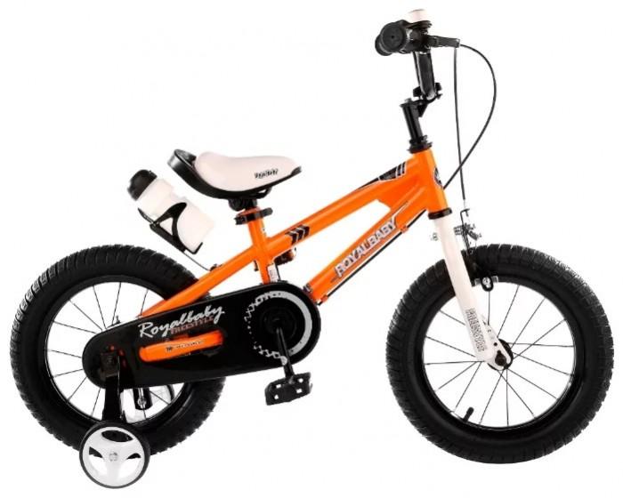 Купить Двухколесные велосипеды, Велосипед двухколесный Royal Baby Freestyle Steel 14
