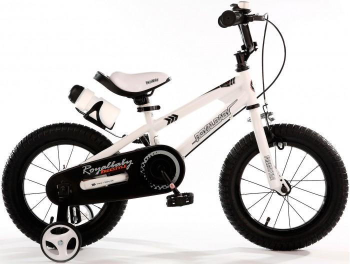 Двухколесные велосипеды Royal Baby Freestyle Steel 16 детский велосипед royal baby honey steel 18 2016 черный
