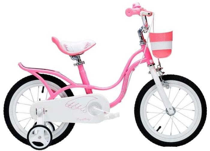 Велосипед двухколесный Royal Baby Little Swan 18