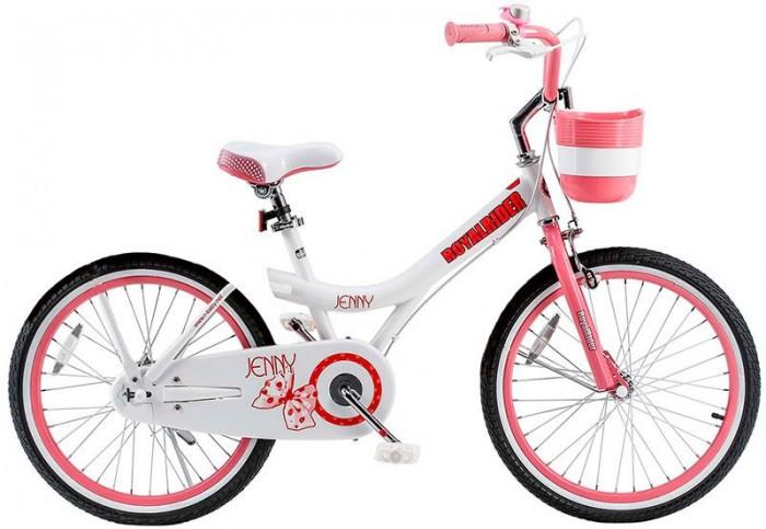 Двухколесные велосипеды Royal Baby Princess Jenny Girl Steel 20 детский велосипед royal baby honey steel 18 2016 черный