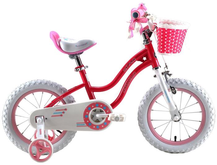 Купить Двухколесные велосипеды, Велосипед двухколесный Royal Baby Stargirl Steel 14