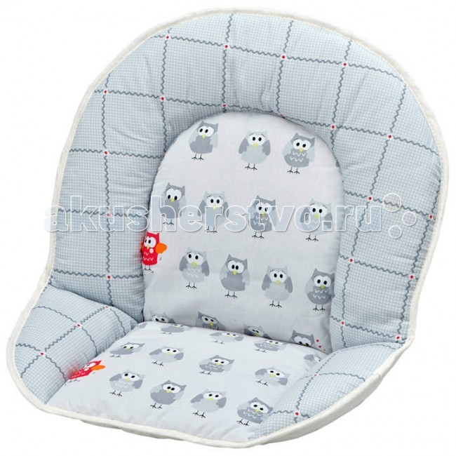Детская мебель , Вкладыши и чехлы для стульчика Geuther Мягкая вставка для стула 4737 арт: 7328 -  Вкладыши и чехлы для стульчика