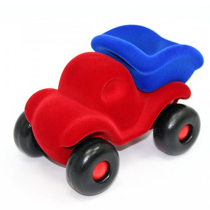 Машины Rubbabu Машина из натурального каучука с флоковым покрытием Самосвал 21 см машины rubbabu скутер из натурального каучука с флоковым покрытием 21 см