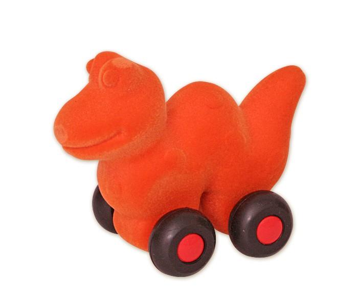 Развивающие игрушки Rubbabu Змея из натурального каучука с флоковым покрытием 11 см машины rubbabu скутер из натурального каучука с флоковым покрытием 21 см