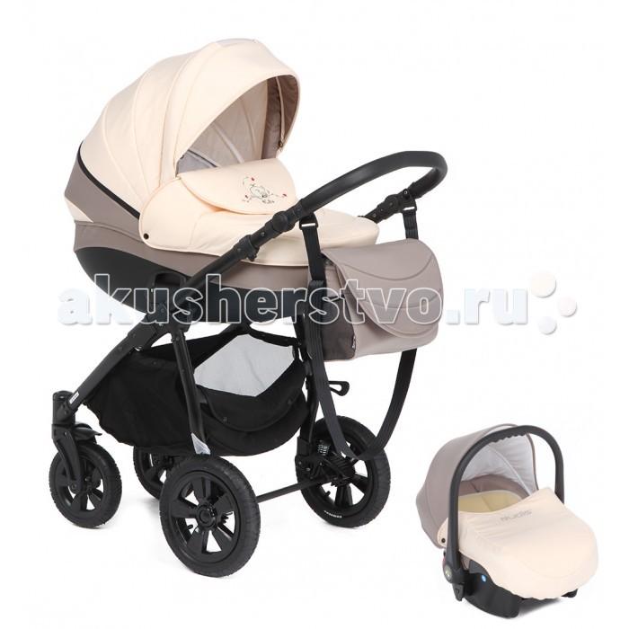 Коляска Rudis Plus 3 в 1Plus 3 в 1Коляска Rudis Plus 3 в 1 - для легких прогулок  Методы, времена менялись, средства совершенствовались, а на смену большим и тяжелым детским коляскам пришли более легкие, более гибкого дизайна, более удобные в использовании коляски, которые радуют как малышей, так и их родителей.   Рады представить вам новую детскую коляску RUDIS  – она обладает всеми основными, необходимыми для здоровья и безопасности малыша свойствами, обязательными для лучших колясок Rudis. Коляска доступна для всех. Наслаждайтесь простотой и качеством.  Внутренние размеры люльки / вес 80x39 cm / 4.40 kg Внутренние размеры прогулочного блока / вес 95x39 cm / 5.30 kg Внутренние размеры автокресла / вес 74x32 cm / 2,85 kg Сложенный занимает пространство 89x60x38 cm Шасси + надувные колёса 8.45 kg  Вентиляционные отверстия в нижней части люльки - есть Кокосовый матрас - есть Функция качания (когда колыбель лежит на полу) - есть Регулируемая спинка колыбели у головы - есть Панорамное окошко в люльке + спортивной части - нет Сумка для мамы + корзинка для покупок - есть Защита ног (люлька + спорт. часть) - есть Москитная сетка + дождевик - есть Светоотражатели - есть 5 – точечные ремни безопасности - есть Замена направления сиденья - есть Технология Silver Plus - есть Регулируемая высота ручки - есть Передние управляемые колёса - есть Регулируемая амортизация шасси - есть<br>