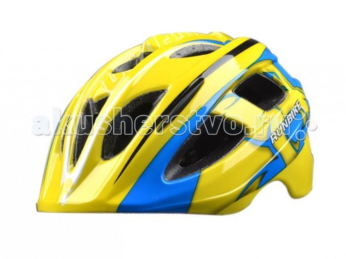 Детский транспорт , Шлемы и защита Runbike Защитный шлем RUN35BY арт: 100576 -  Шлемы и защита