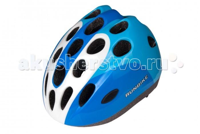 Детский транспорт , Шлемы и защита Runbike Защитный шлем RUN53HB арт: 100588 -  Шлемы и защита