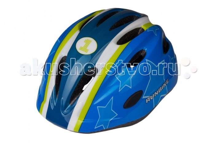 Детский транспорт , Шлемы и защита Runbike Защитный шлем RUN63HB арт: 100549 -  Шлемы и защита