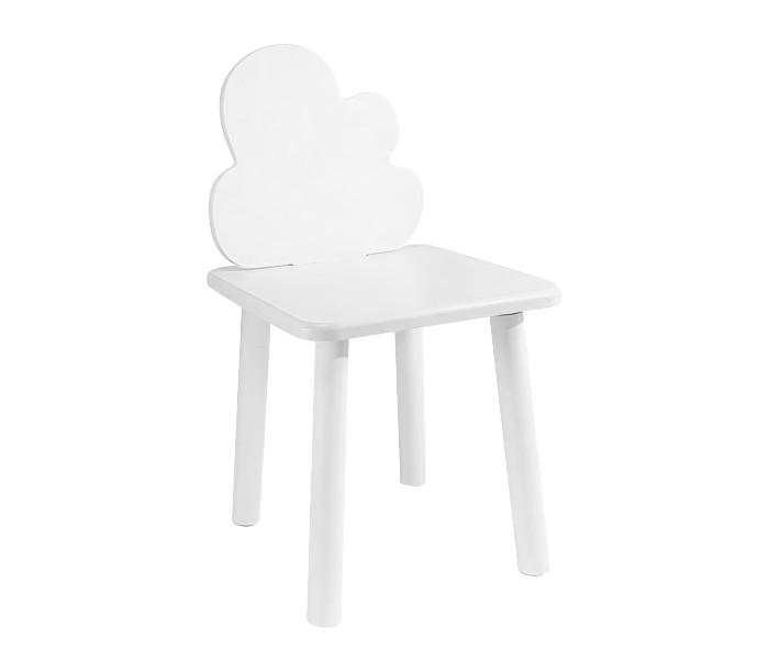 РусЭкоМебель Детский квадратный стул Eco Cloud