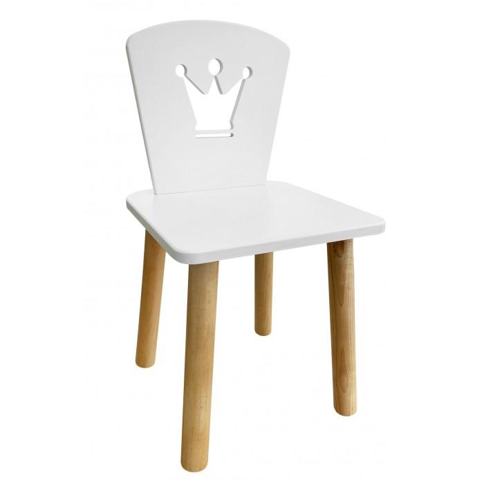 РусЭкоМебель Детский стул Princess (натуральный корпус)