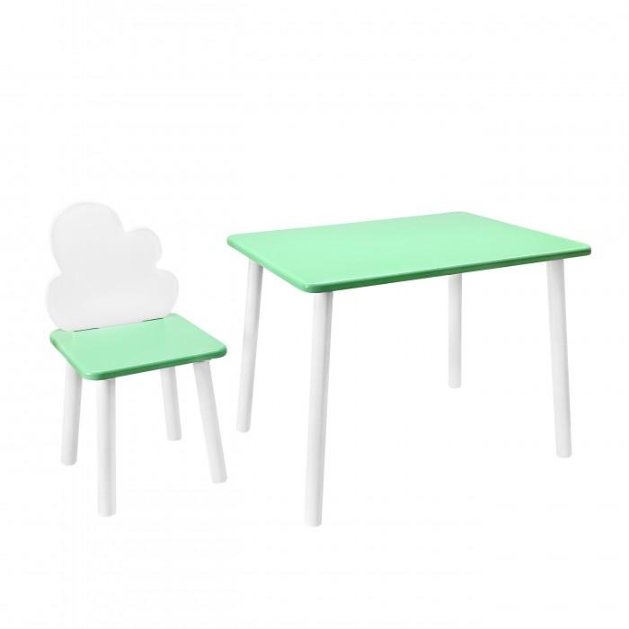 Купить Детские столы и стулья, РусЭкоМебель Набор детской мебели Eco Cloud2