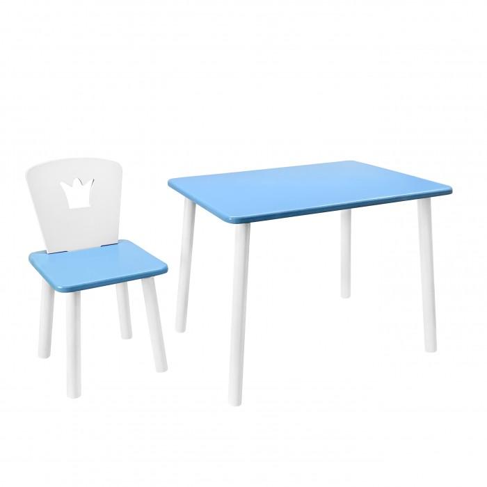 Купить Детские столы и стулья, РусЭкоМебель Набор детской мебели Eco Crown