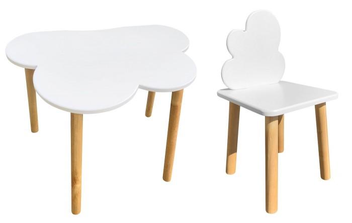 Детские столы и стулья РусЭкоМебель Набор мебели Eco Cloud