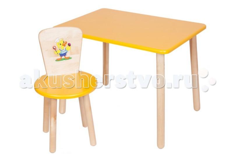 Столы и стулья РусЭкоМебель Набор мебели Эко № 1