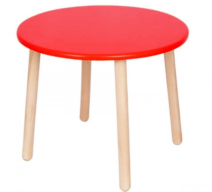 Детские столы и стулья РусЭкоМебель Стол круглый