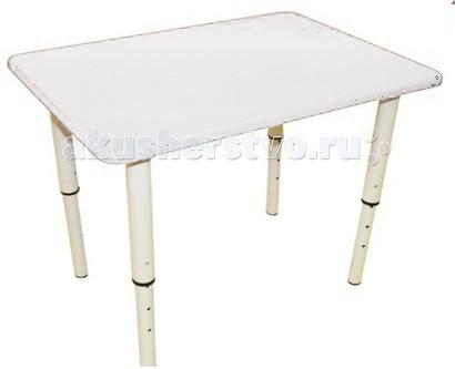 Детские столы и стулья РусЭкоМебель Стол регулируемый 70х50 столы