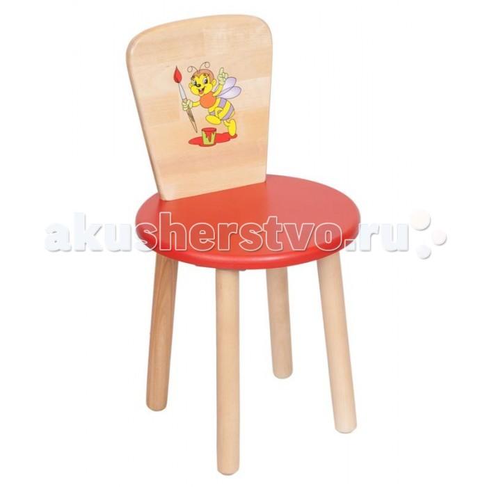 Детские столы и стулья РусЭкоМебель Стул круглый