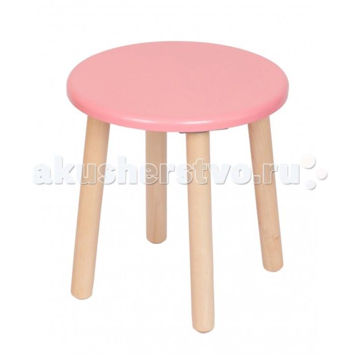 Детские столы и стулья РусЭкоМебель Табуретка