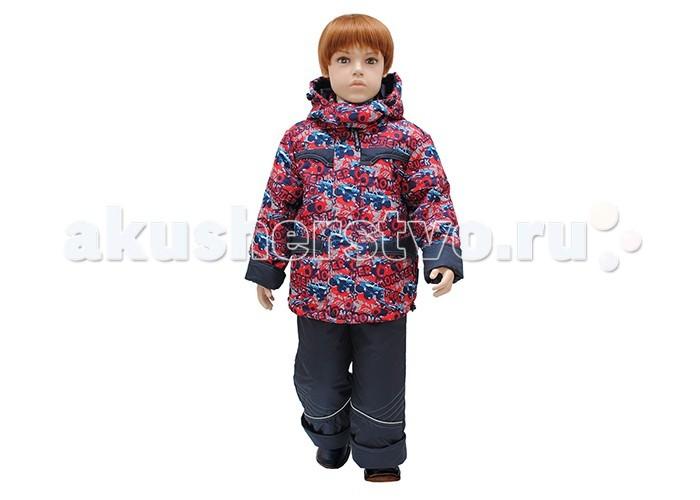 Русланд Комплект утепленный А10-14Комплект утепленный А10-14Утепленный костюм для мальчика из куртки и полукомбинезона.   Куртка с ветрозащитной манжетой на рукавах. Полукомбинезон с высокой грудкой и спинкой и регулируемыми бретелями.  Температурный режим: -15 градусов.  Ткань верх: принц принтованный - 100% полиэстер. Подклад: трикотаж - 100% хлопок, рукава - капрон - 100% полиэстер. Утеплитель: теплофил 100% полиэстер: куртка - 120 гр/м; полукомбинезон - 100 гр/м.  Для изготовления верхней одежды от TM Rusland используются современные прочные материалы, которые обладают высокой степенью износостойкости. Ткани пропитаны специальными составами, обеспечивающими ветронепроницаемость и непромокаемость одежды. Все материалы, используемые для производства детских изделий, абсолютно безопасны для здоровья и жизни детей.<br>