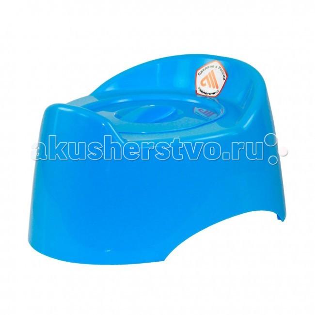 Горшки Альтернатива (Башпласт) Малышок 1324М подставки для ванны альтернатива башпласт табурет подставка