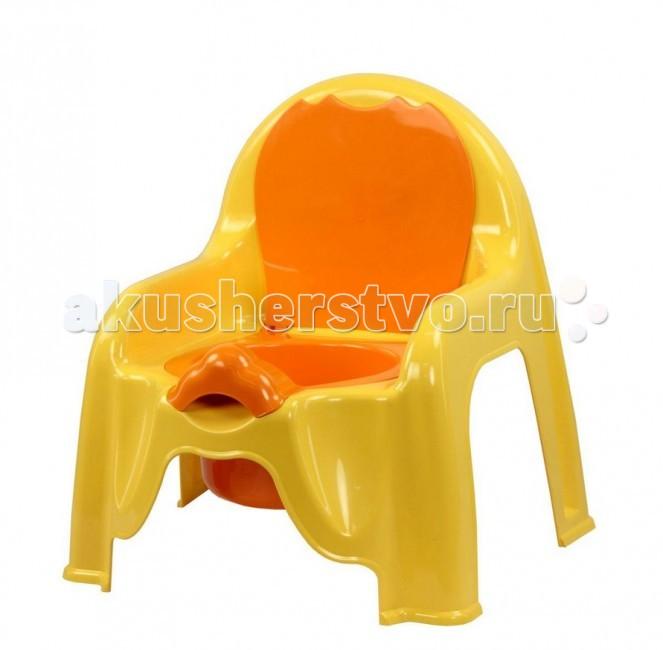 Фото - Горшки Альтернатива (Башпласт) стульчик 132 [супермаркет] камелия jingdong детей горшок горшок подлокотники 0428