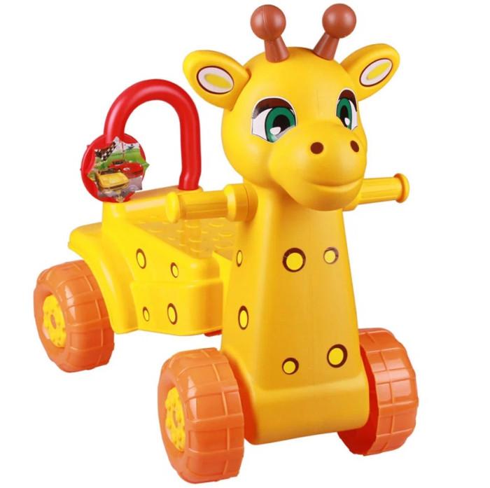 Каталки Альтернатива (Башпласт) Жираф каталки альтернатива башпласт малыш