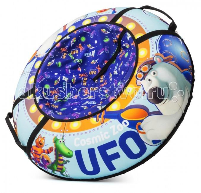 Тюбинг Cosmic Zoo Ufo Медвежонок 100 см