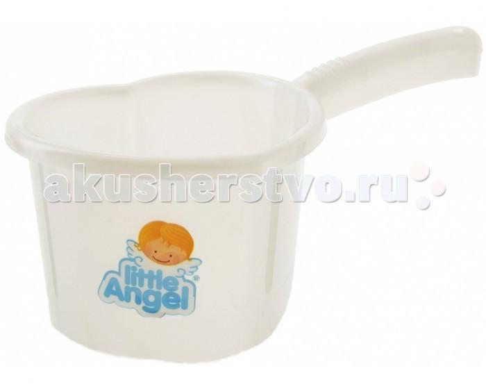 Аксессуары для ванн Little Angel Ковшик для детской ванночки