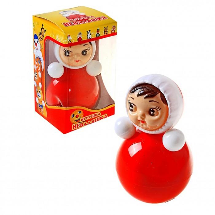 Развивающие игрушки Russia Неваляшка 15 см