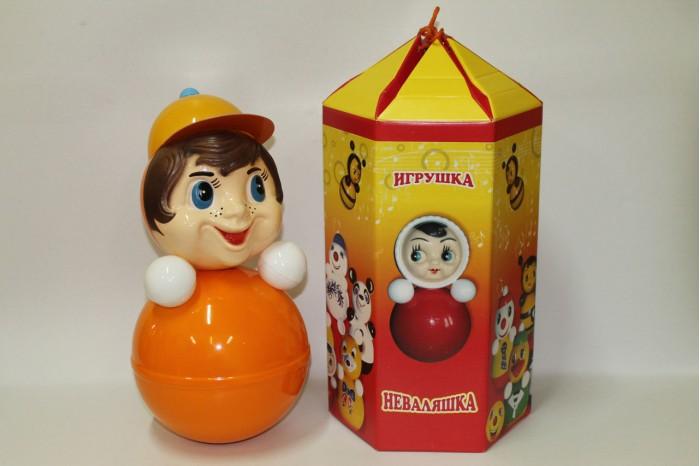 Развивающие игрушки Russia Неваляшка 41 см неваляшка маша в москве