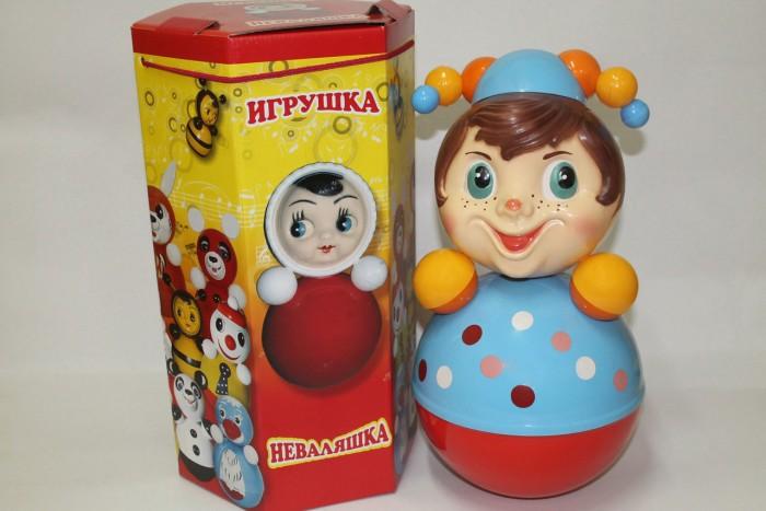 неваляшка котовск катюша 4с2035 Развивающие игрушки Russia Неваляшка 41 см