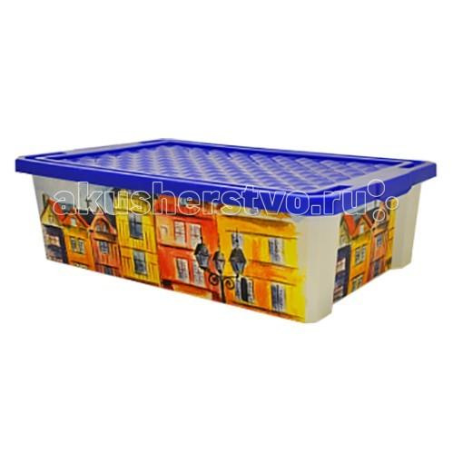 Russia Ящик для хранения игрушек Optima 30 л
