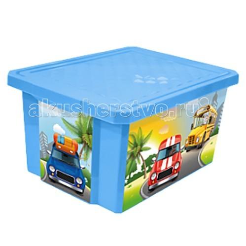 Russia Ящик для хранения игрушек X-Box 57 л