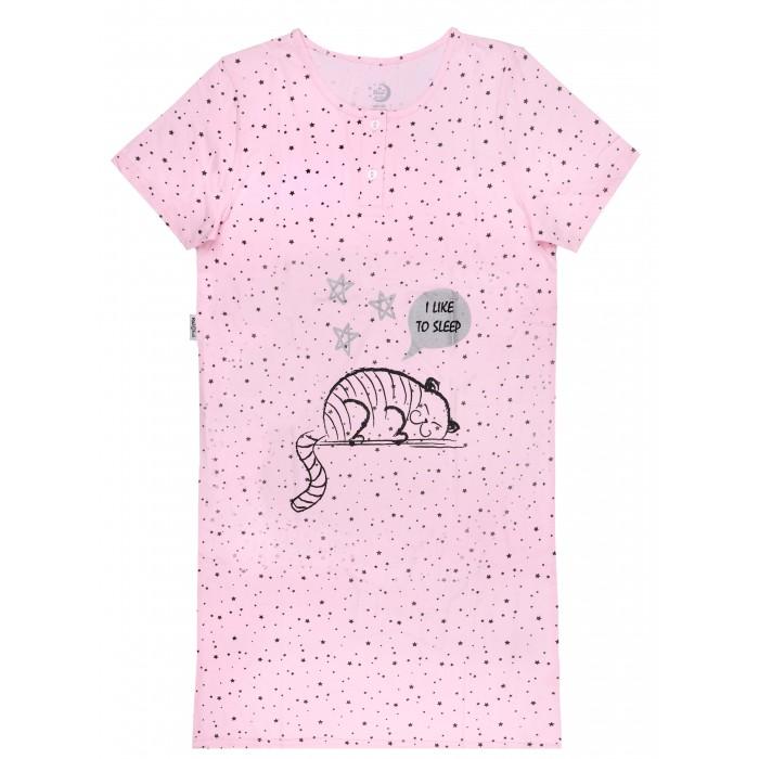 Домашняя одежда RuZkids Ночная сорочка Котик