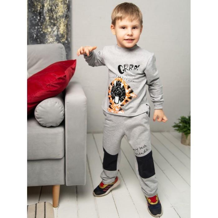 Купить Спортивные костюмы, Рыжий кот ТМ Костюм для мальчика Тигры 13700052