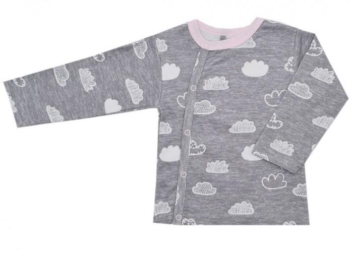 Распашонки и ползунки Рыжий кот ТМ Кофточка для девочки Облака кофточка для маленькой девочки чудесные одежки