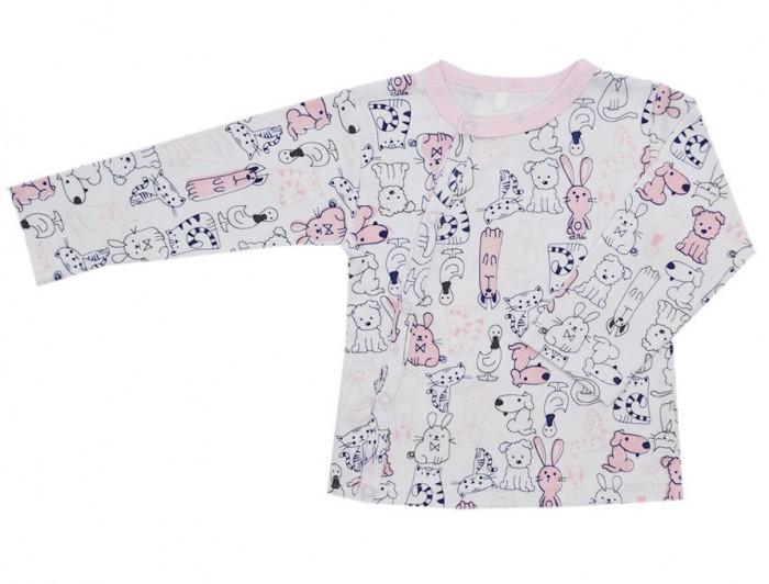 Распашонки и ползунки Рыжий кот ТМ Кофточка для девочки Зверята кофточка для маленькой девочки чудесные одежки