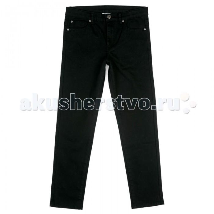 Брюки, джинсы и штанишки S'cool Брюки текстильные для мальчиков Милитари 373058